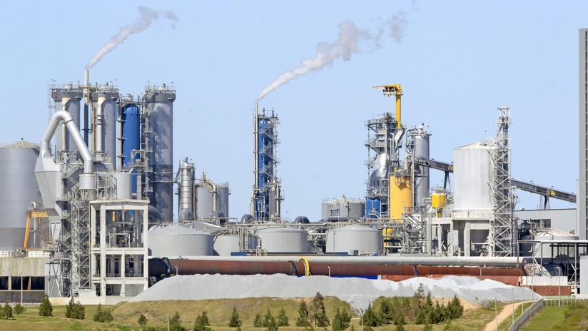 Uruguay construye otra planta de celulosa y aumenta la tensión con Argentina