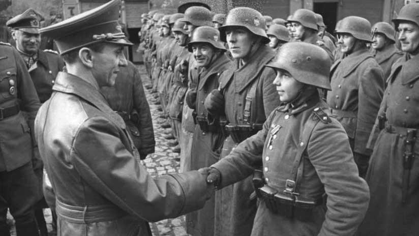 Este filme de 1944 muestra cómo se entrenaba la juventud nazi en Eslovaquia (VIDEO, FOTOS)