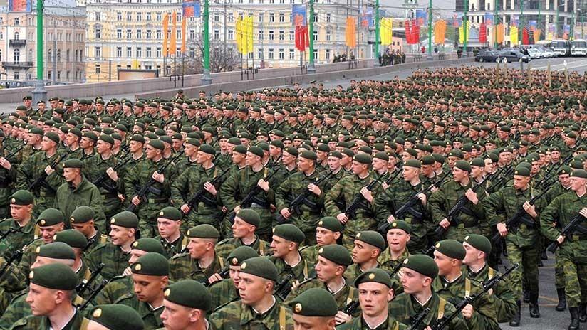 """Moscú: """"No queremos pelear con nadie, pero no aconsejamos poner a prueba nuestras defensas"""""""