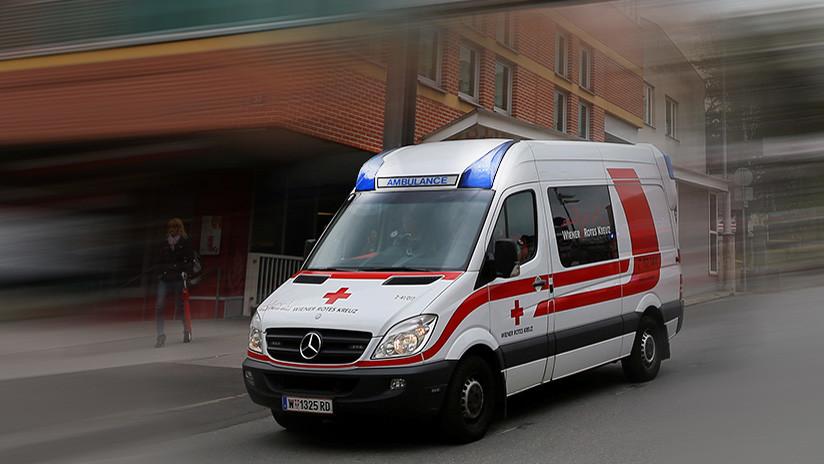Ocho heridos tras chocar dos trenes cerca de Viena