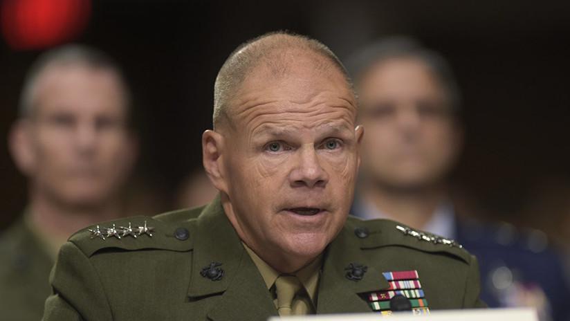 """""""Se avecina una guerra"""": General de la Marina de EE.UU. llama a prepararse para luchar contra Rusia"""