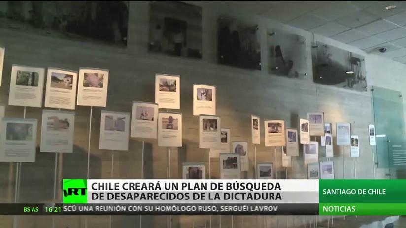 Chile: Bachelet desea crear un plan para buscar a los desaparecidos en la época de Pinochet