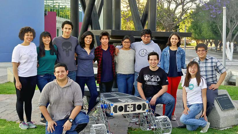 Explorar Marte será una realidad con un robot creado por estudiantes mexicanos