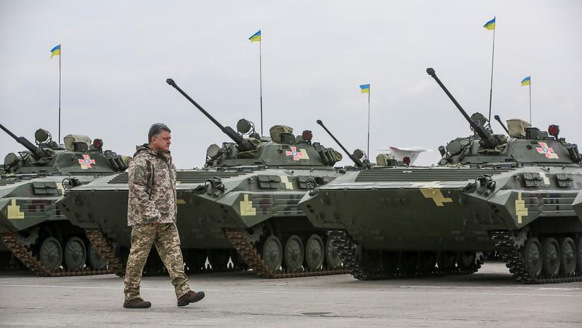"""Departamento de Estado: EE.UU. suministrará """"armas defensivas"""" a Ucrania"""