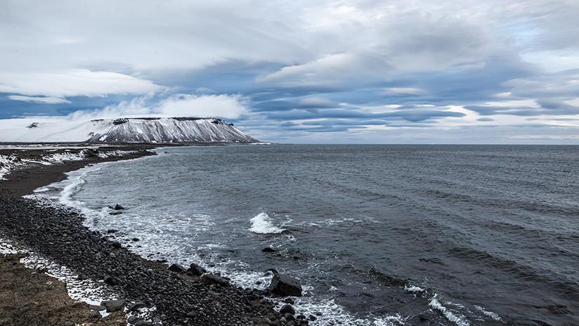 La Marina rusa descubre 11 islas y 6 estrechos
