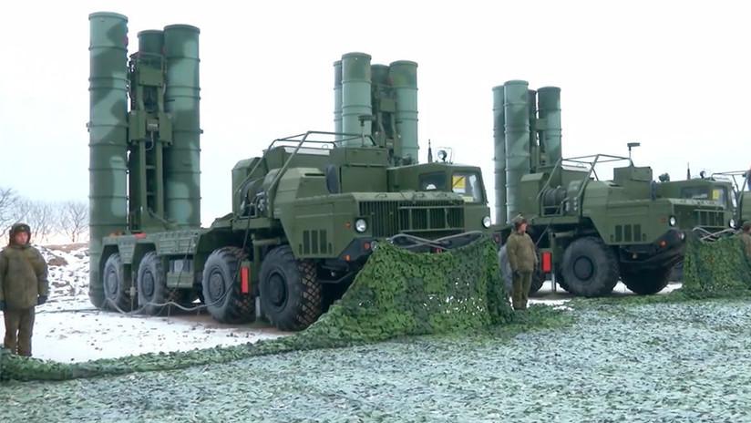 Rusia envía sistemas antiaéreos S-400 al Lejano Oriente en medio de tensiones por Corea del Norte