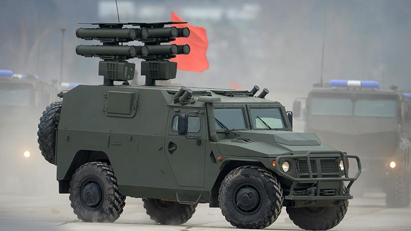 Por qué los tanques de la OTAN deberían temer a los misiles rusos
