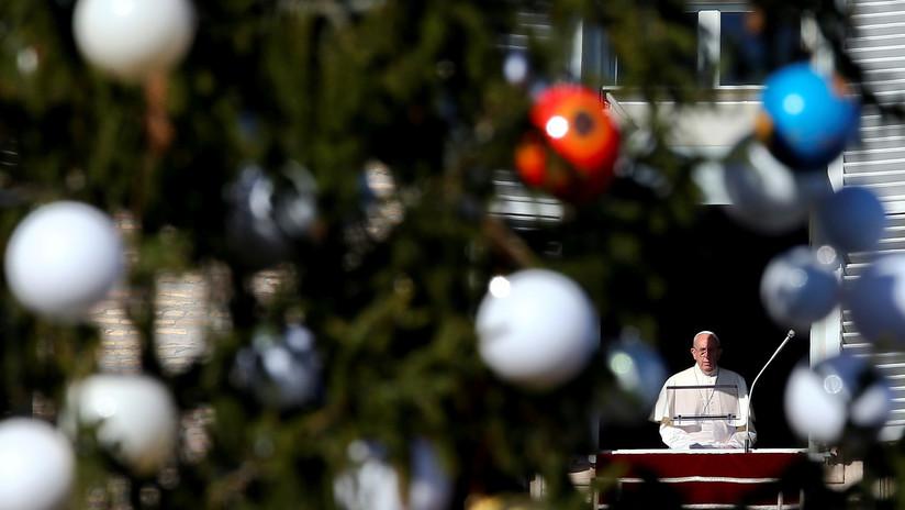 VIDEO: El papa Francisco celebra la tradicional Misa de Gallo en el Vaticano