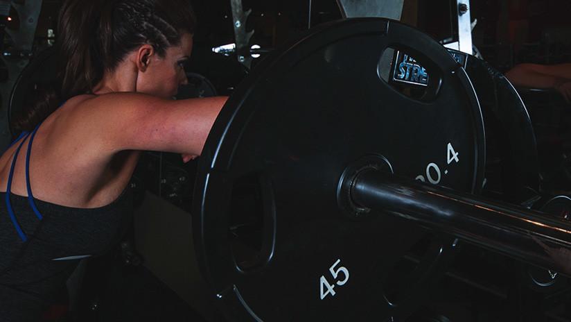 El exceso de ejercicio provoca que sus músculos se 'devoren' a sí mismos (Foto)