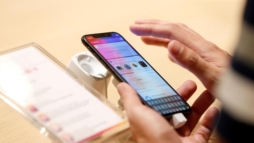 Propietarios del iPhone X descubren otro fallo de ese teléfono inteligente
