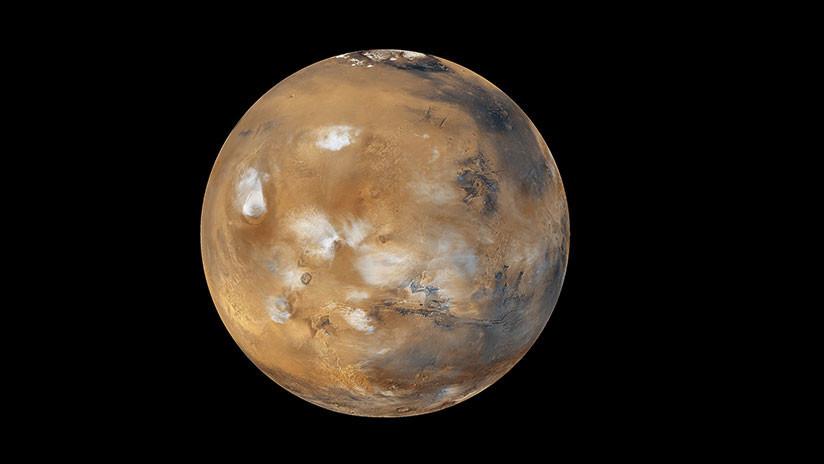 El descubrimiento en Marte que sorprende a los científicos