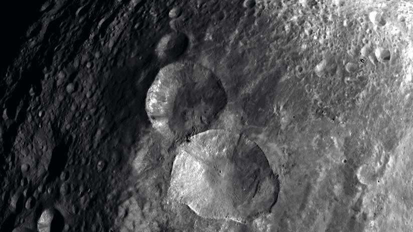 NASA difunde imagen de