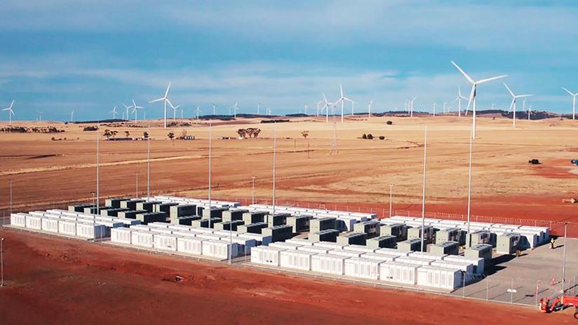 """""""Es un récord"""": La batería de Musk en Australia responde en 140 milisegundos a una falla de energía"""