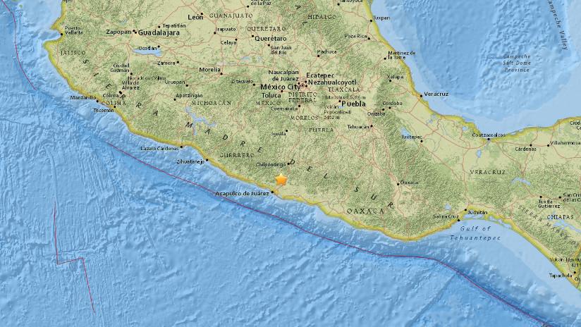 Suena la alerta sísmica en la Ciudad de México