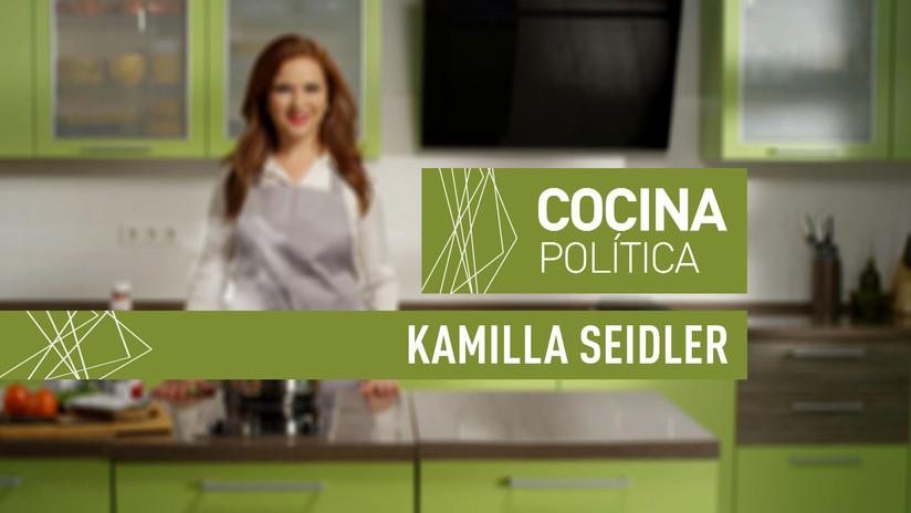 Cocina política con la mejor chef de América Latina en 2016