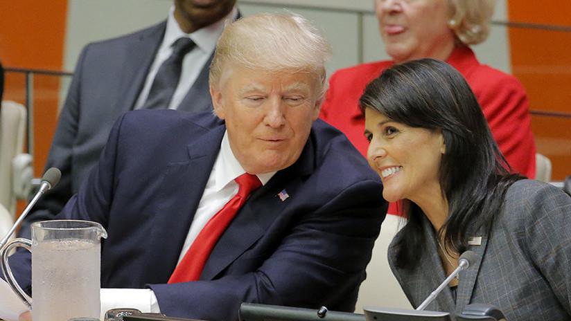 """""""El perverso regalo de Navidad que la Casa Blanca ha hecho al mundo"""""""