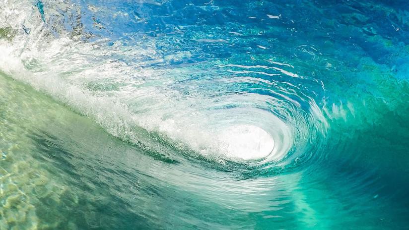 Descubren misteriosos torbellinos de agua en el océano