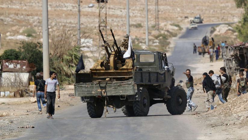 """Ejército ruso: """"EE.UU. está entrenando a grupos terroristas en su base siria de Al Tanf"""""""