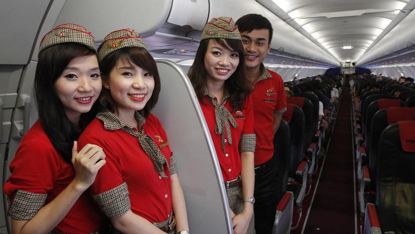 Línea aérea de Vietnam lanza candente calendario para recibir el 2018 (FOTOS y VIDEO)