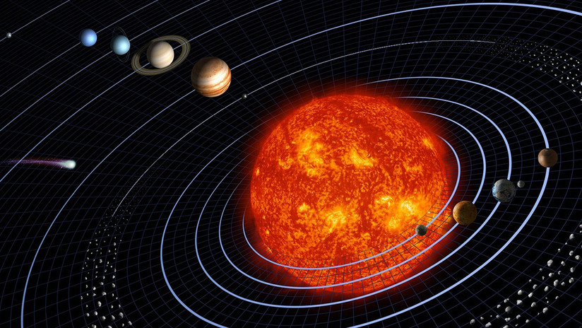 Así se originó nuestro sistema solar, según una nueva teoría