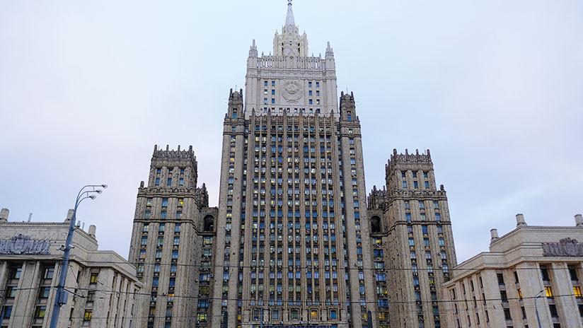"""""""Una medida recíproca"""": Rusia restringe parte de su espacio aéreo a EE.UU."""