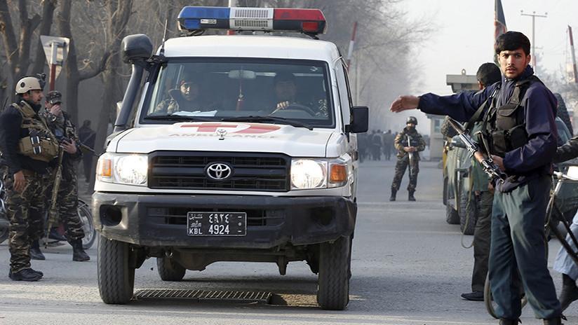 Ataque en Kabul deja 40 muertos y decenas de heridos