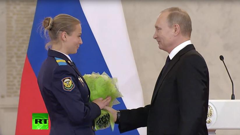 Rusia seguirá apoyando a Siria en materia de seguridad