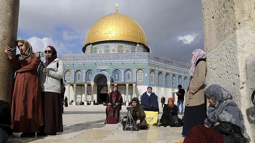 """O Irã vota a favor de declarar Jerusalém como a """"capital eterna da Palestina"""""""