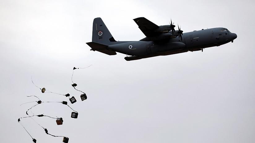 Netanyahu advierte a Irán y Hamás que no se enfrenten con la Fuerza Aérea Israelí