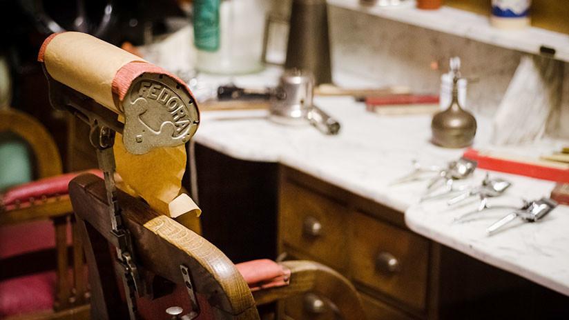 ¿Barbero o carnicero? Arrestan a un peluquero por hacer este sangriento corte de pelo (FOTO)