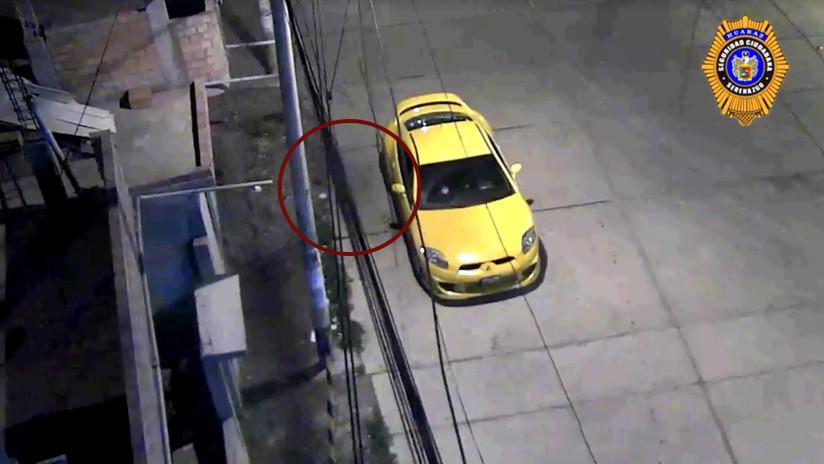 ¿Actividad paranormal?: Cámaras de seguridad captan al 'fantasma de la Navidad' en Perú (VIDEO)