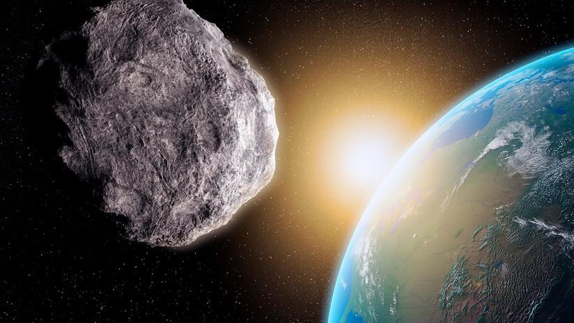 """Un """"peligroso"""" asteroide pasará muy cerca de la Tierra este jueves"""