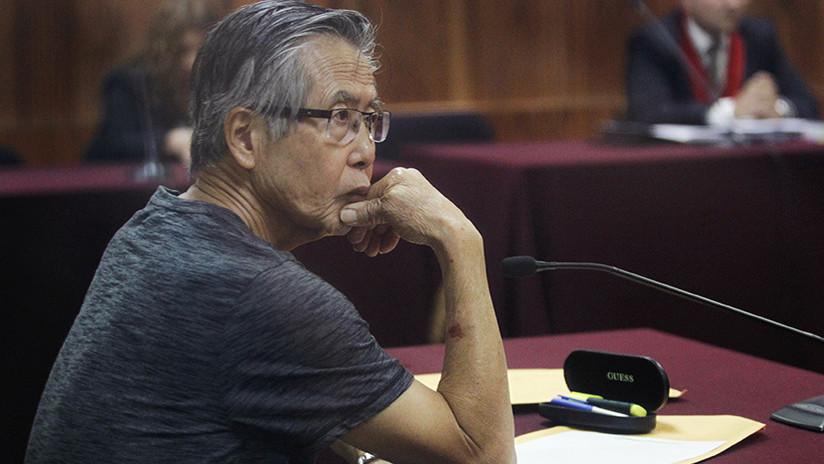 A más de 15 millones de dólares asciende deuda de Fujimori por reparaciones civiles