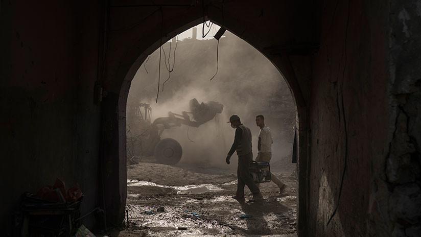 Mosul, en ruinas y sin fondos para la reconstrucción (VIDEO, FOTOS)