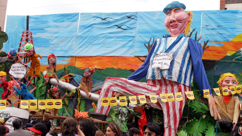 Esas raras e increíbles tradiciones para recibir el Año Nuevo en América Latina
