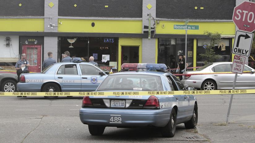 EE.UU.: Un coche embiste y hiere a varios peatones en Seattle