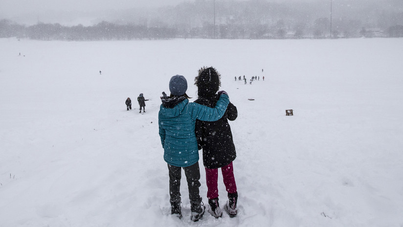 Canadá pasa más frío que Marte, el Everest y la Antártida