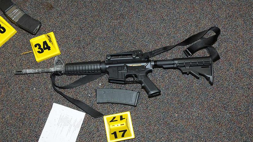 AR-15, el fusil preferido en EE.UU., que ha costado ya la vida a más de cien civiles en tiroteos