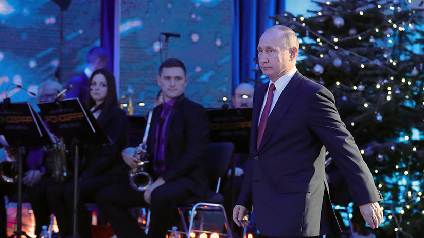 Año Nuevo presidencial: revelan dónde, con quién y cómo pasará Vladímir Putin la fiesta