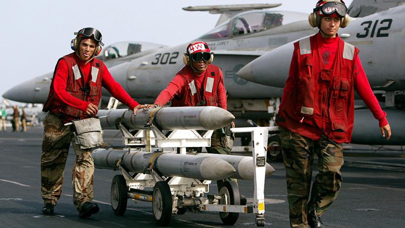 Estados Unidos venderá misiles a dos países vecinos de Rusia