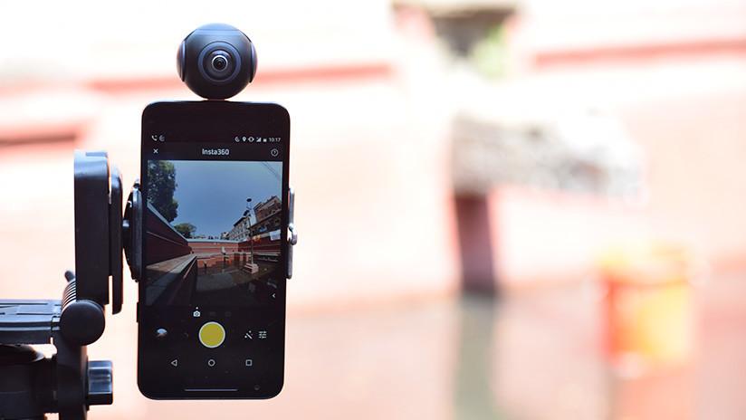 El próximo iPhone podría tener una 'ventana' de realidad aumentada (IMÁGENES)