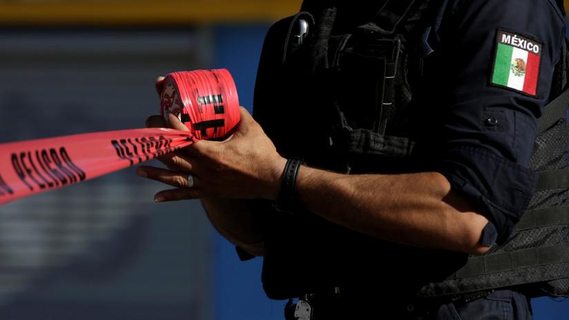 FOTO: Asesinan a balazos a otra modelo en México