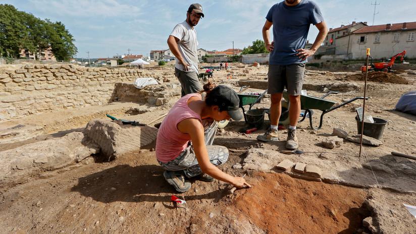 Hallan en Israel tesoros de la famosa Sexta Legión romana que combatió con Julio César