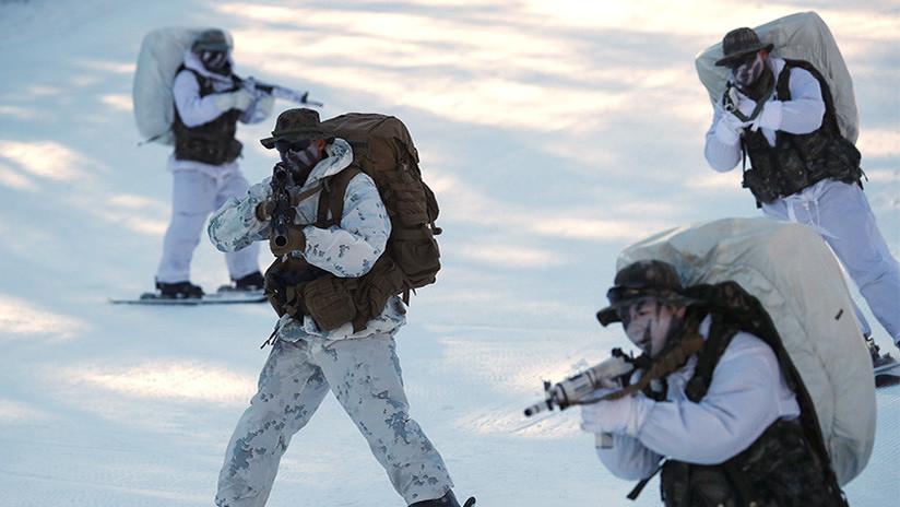 EE.UU. no suspenderá maniobras militares con Corea del Sur por los Juegos Olímpicos