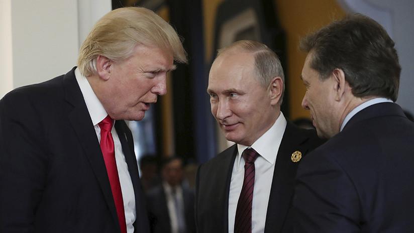 """Putin: El diálogo entre Rusia y EE.UU. es necesario para resolver los """"desafíos mundiales"""""""