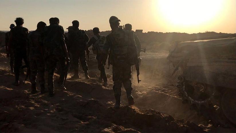 Hallan en Siria dos fosas comunes con decenas de víctimas del Estado Islámico