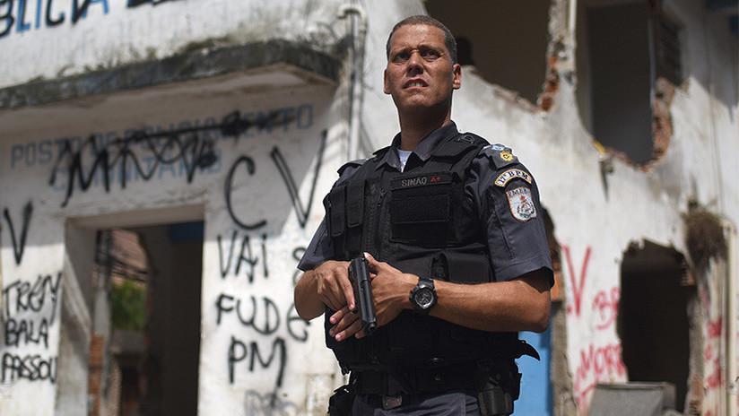 Huelga policial deja al menos 15 muertos — Brasil