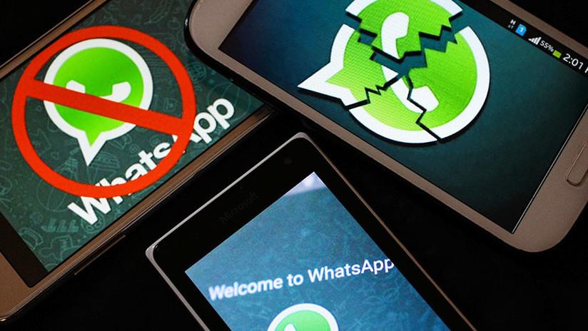 La última caída del año: Reportan fallas en el funcionamiento de WhatsApp