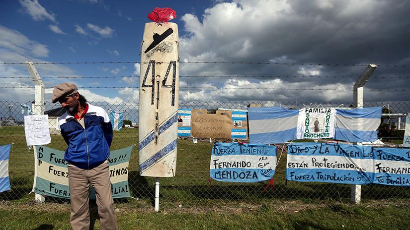 Ara San Juan, el ahora olvidado submarino Argentino desaparecido con 44 tripulantes a bordo - Página 3 5a22e62408f3d99a778b4567