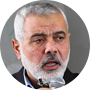 El líder del movimiento Hamás, Ismaíl Haniyé